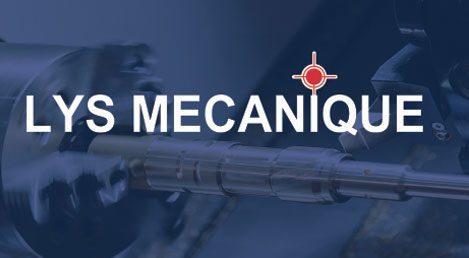 Mécanique de précision logo Lys Mécanique